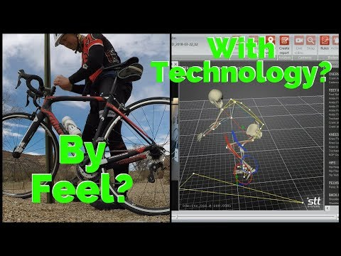 Bike Fit by Feel or with Technology? A Deep Dive Bike Fit Breakdown