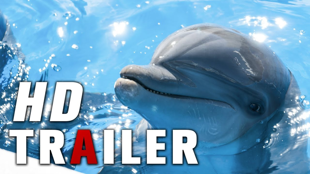 Bernie The Dolphin Trailer