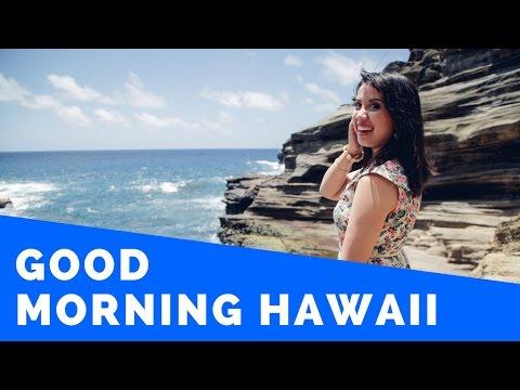 Good Morning Hawaii!   Aulani Birthday Vlogs