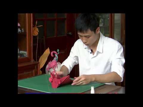 Мастер оригами из Вьетнама