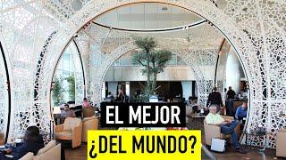 EL MEJOR SALÓN VIP DEL MUNDO | Ceci de Viaje