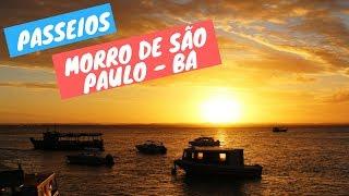 MORRO DE SÃO PAULO PASSEIOS | CAIRU | BOIPEBA | BAHIA