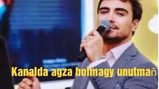 Eldar Ahmedow- Gulalegim.(minus).