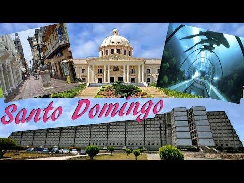 VISITA A SANTO DOMINGO (REPÚBLICA DOMINICANA) ❤❤❤ VISIT IN SANTO DOMINGO (DOMINICAN REPUBLIC)