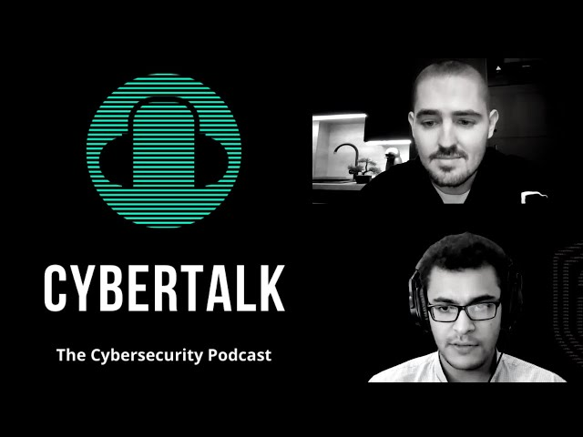 Cybertalk - EP9 - AI In Cyber Security, Bug Bounties & Reverse Engineering