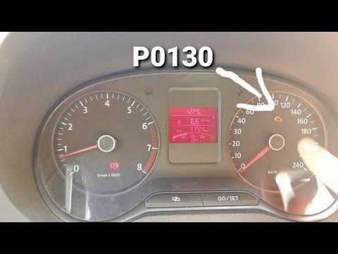 Лямбда зонд - менять? VW Polo Sedan