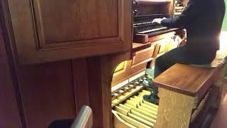 J.S.Bach Vom Himmel hoch, da komm ich her BWV700