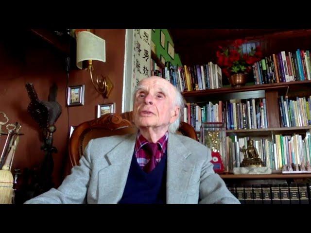 Ervin Laszlo talks about his new book
