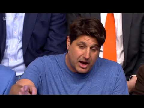 BBC Question Time debate on Israel-Gaza conflict - 17 May 2018
