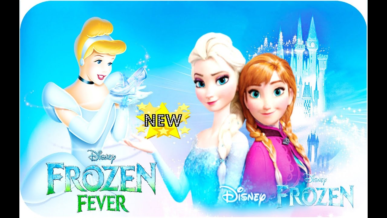 frozen fever full movie part 1 hd- 2016 - youtube