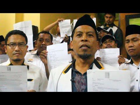 DPW dan DPD PKS Se-NTB Laporkan Fahri Hamzah