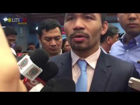 Pacquiao: Kapag maayos ang pagsasama ng mag-asawa, maraming blessings
