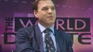 Niall Ferguson Interview: Books, Financial History, Cash Nexus, Economics, Ascent of Money (2004)