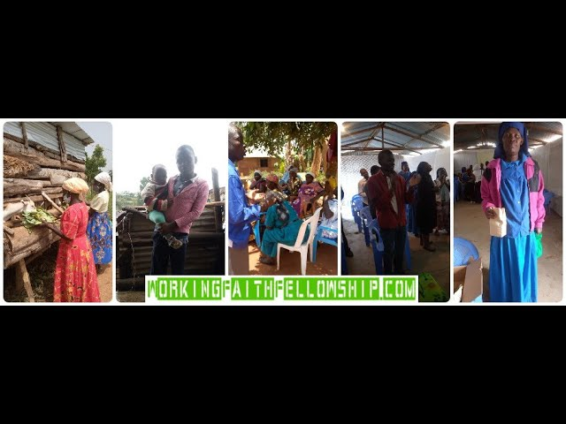 The Children of Kibera Slum Quiz and Worshipping Jesus & Siaya Brethren