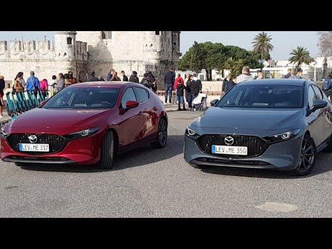 Az új Mazda 3 dupla teszt