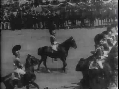 President McKinley Inauguration, 1901