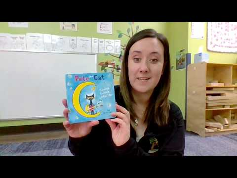 Science And Technology Tuesday Infant Read Aloud- Pete The Cat, Twinkle Twinkle Little Star