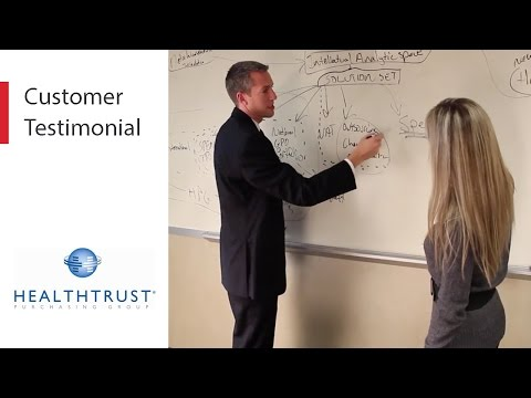 HealthTrust Uncovers Value for its Clients Using a Dynamic Mobile App