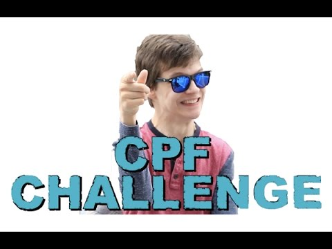 Micah Fowler Supports the CPF Challenge