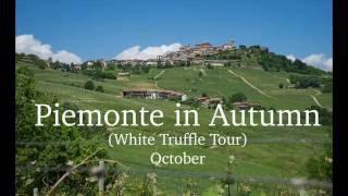 Piemonte autumn tour -