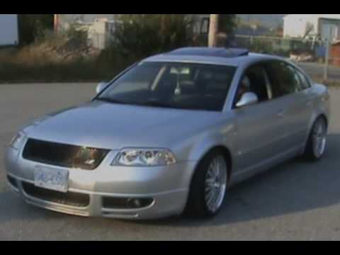 vw passat 1 8t nicest passat around youtube. Black Bedroom Furniture Sets. Home Design Ideas