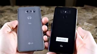 LG V30 vs. LG G6 Which Phone Is The Better Buy ??