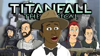 ♪ TITANFALL THE MUSICAL - Pharrell Williams Happy Parody
