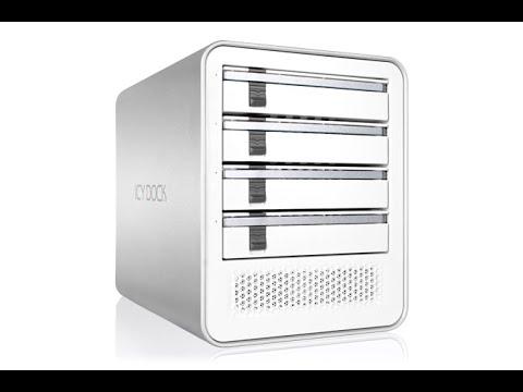 ICYCube MB561U3S-4S 4 Bay USB 3.0 & eSATA External HDD Enclosure Introduction