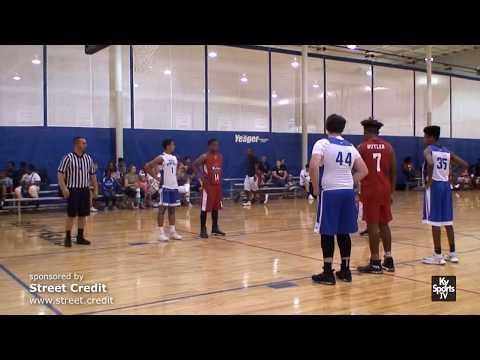 Western Kentucky vs Kentucky Future [GAME] - AAU Basketball 2017 DSP War On the Floor