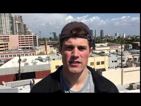 #LetsTalkAboutHD with actor Jake Picking