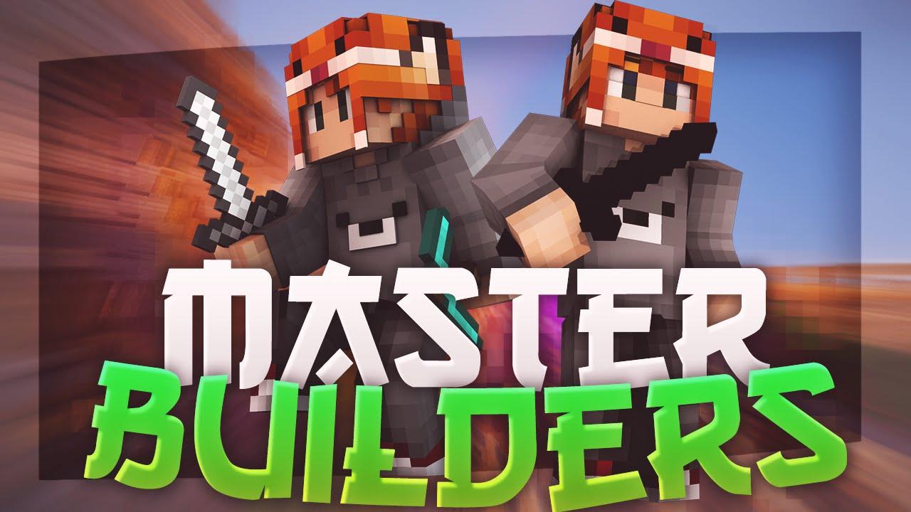 Minecraft Cookie Master Builders