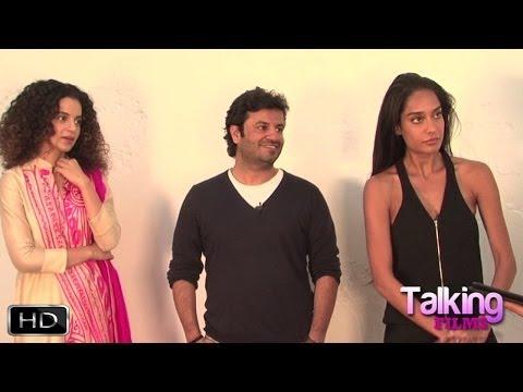 Kangna Ranaut-Vikas Bahl-Lisa Haydon Exclusive On Queen Part 2