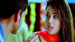 Businessman Telugu Movie Scenes w/subtitles | Mahesh Babu leaving Kajal Agarwal in the temple