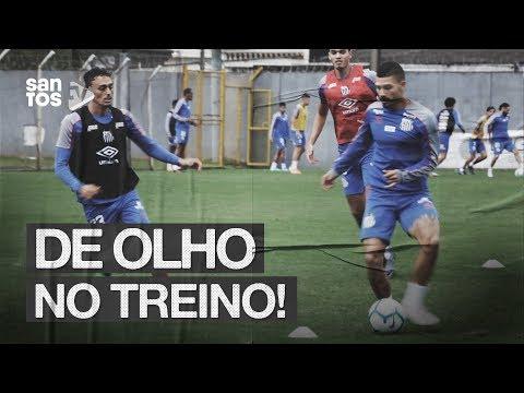 INTENSIDADE PARA ENCARAR O CRUZEIRO | DE OLHO NO TREINO (15/08/19)