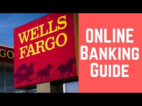 How To Register For Wells Fargo Online Banking | Reset Wells Fargo Online Password