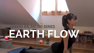 20-minute Grounding Earth Yoga Flow | confidence & stability