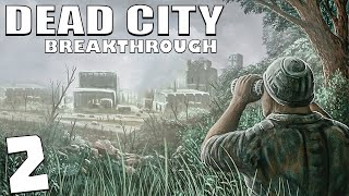 S.T.A.L.K.E.R. Dead City Breakthrough #2. Тайник Стрелка №2