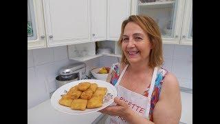 Pasta ripiena fritta,  paccheri gustosi - Le ricette di Zia Franca