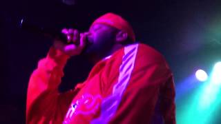 Ghostface 'I DECLARE WAR' live philly