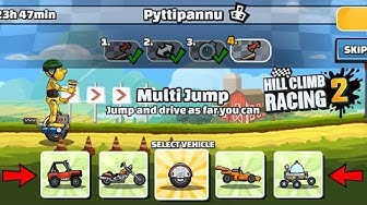 Hill Climb Racing 2 - 35830 points in PYTTIPANNU Team Event