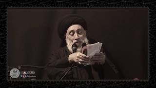 مراسيم إحياء ليلة عاشوراء في المخيم الحسيني الشريف لسنة 1438هـ