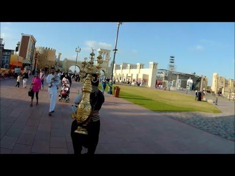 Dubai Global Village - Inside
