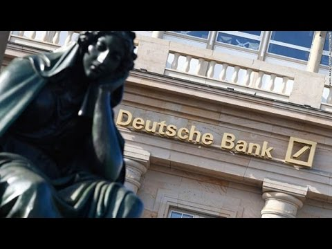 Deutsche Bank crisis - the new Lehman? Eye of the Storm