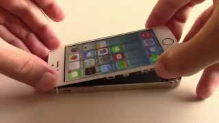 How to Replace iPhone 5S Screen Tutorial | GadgetMenders.com