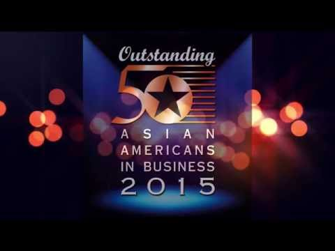 2015 Outstanding 50 Asian Americans in Business Award Highlight (3 min version)
