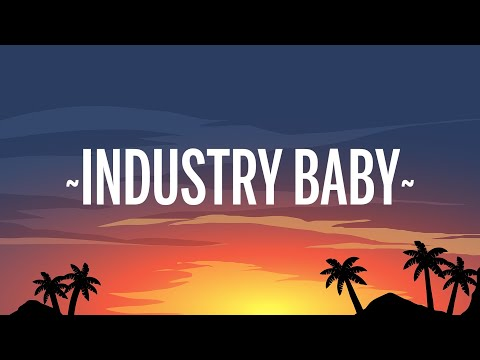 Lil Nas X & Jack Harlow – INDUSTRY BABY (Lyrics)