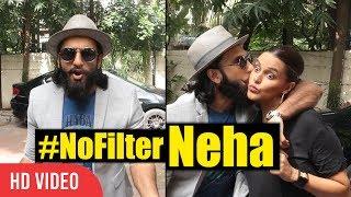 Crazy Ranveer Singh With Hot Neha Dupia | #NoFilterNeha