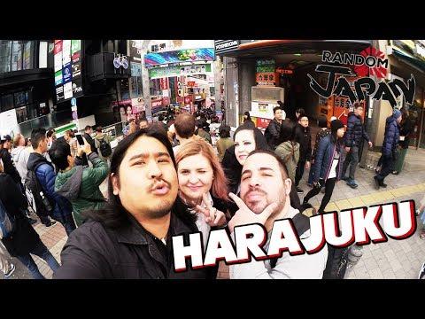 HARAJUKU - TAKESHITA  STREET [Random Japan]