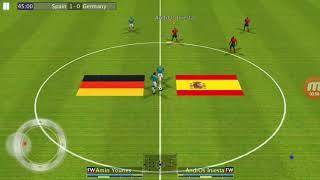 Испания Германия 3 0 Раунд 6