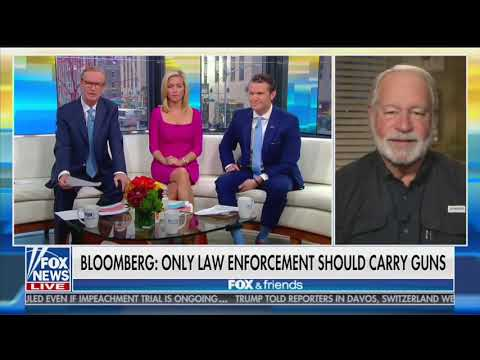 The 'Carnage' Would Be 'Significantly Greater' If Mike Bloomberg Had His Way, Says Texas Church Hero